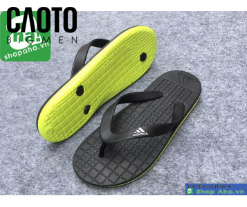 Dép Kẹp Ngoại Cỡ Adidas Duramo Đen Chuối
