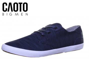 Giày Big Size Boxfresh Stern Canvas Men Casual Xanh Đậm
