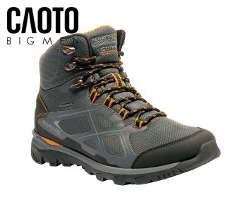 Giày Leo Núi Regatta Great Outdoors Isotex Waterproof Kota Mid Wp Briar/Zinna RMF490