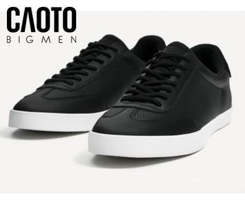 Giày Sneakers Big Size ZARA Đen Chính Hãng HTD09