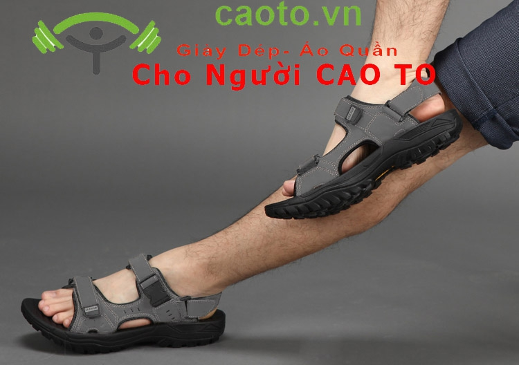 sandal nam size 45