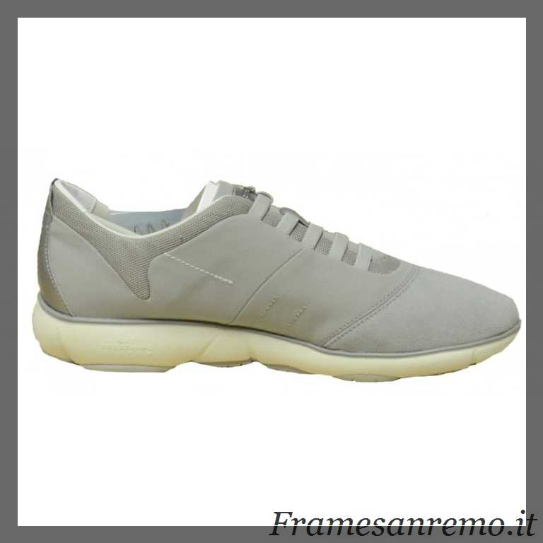 Grigio  Scarpe donna   Geox Nebula Shoes Woman Net Breathing System D621EC C Prezzo di sconto di marca