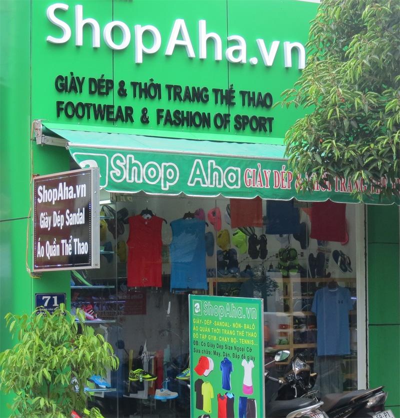 shop AHA