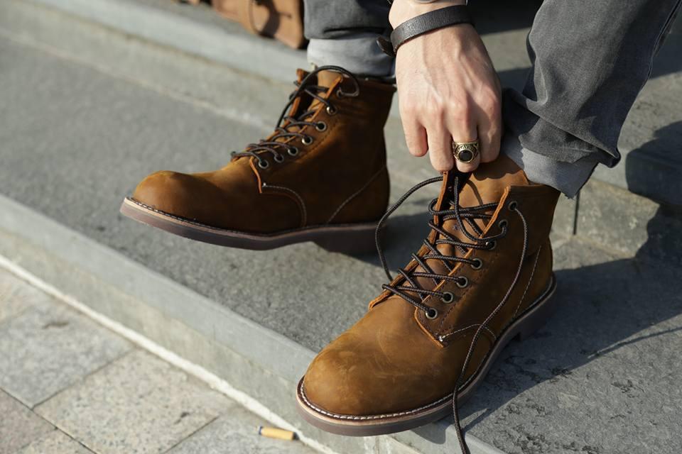 Kết quả hình ảnh cho giày cổ cao