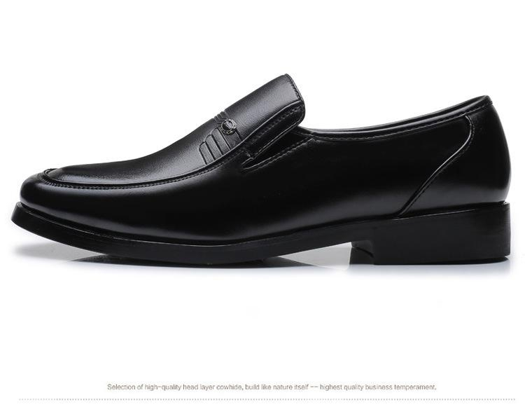 Giầy tây Leatiher Shoes Franco Big Size