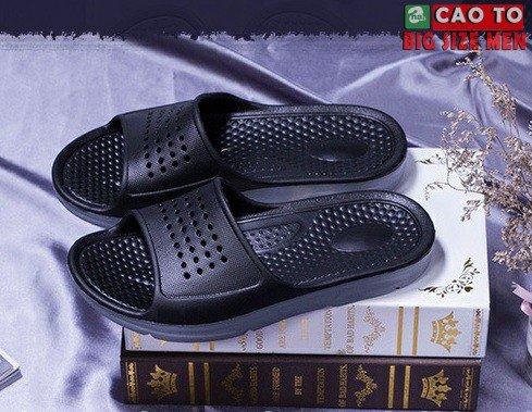 Bigsize waterproof slippers slip resistant