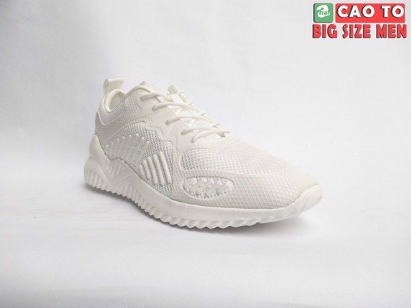 giày trắng 49