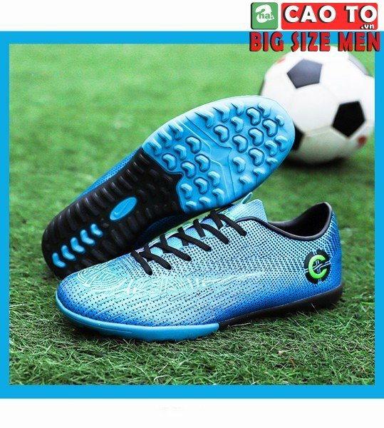 Giày đá bóng nam big size 45 46 47 48