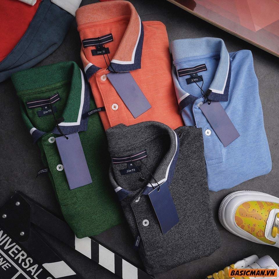 Áo Polo Nam Big Size 2XL 3XL 4XL 5XL