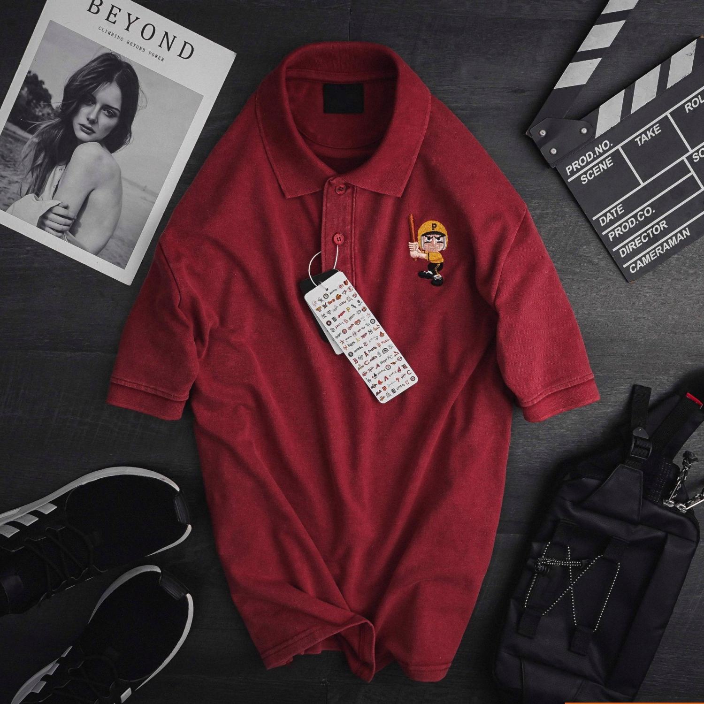 áo thun mlb nam big size thời thượng phong cách