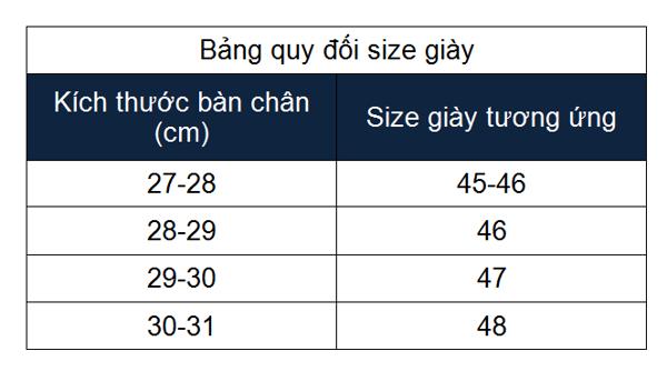 Cách đo size chân 4