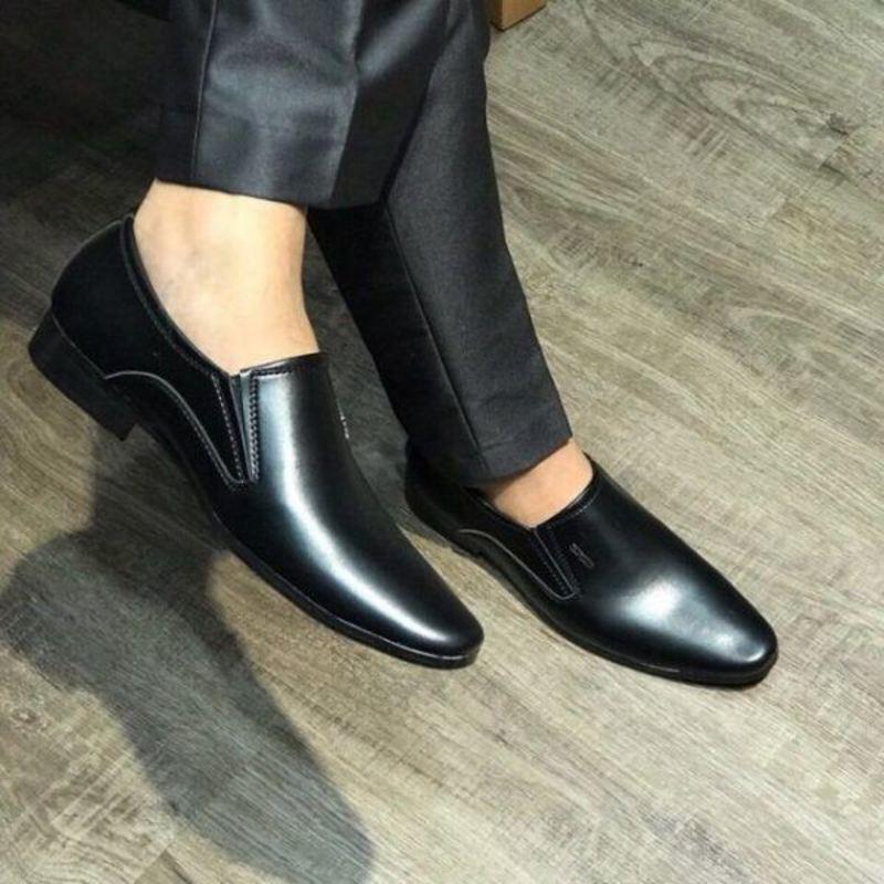 giày da lười công sở size cỡ lớn