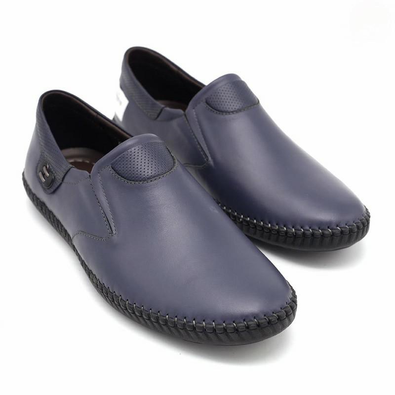giày tây chất liệu da bò size lớn