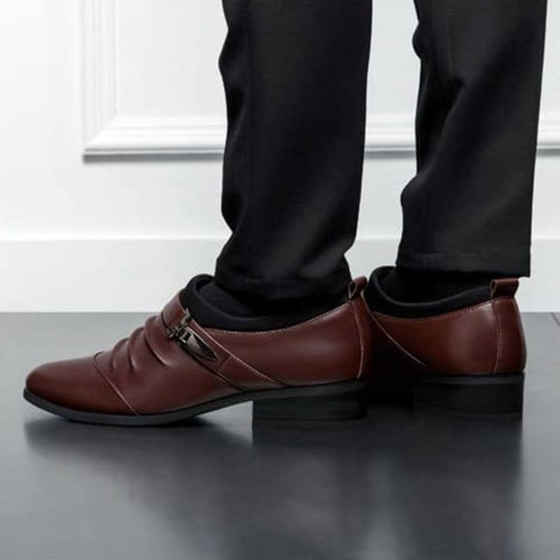 giày tây tăng chiều cao big size