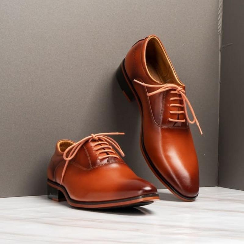 giày tây kiểu dáng thể thao nam big size