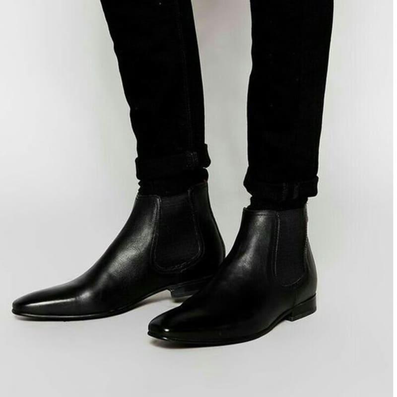 giày tây cao cổ nam cỡ lớn