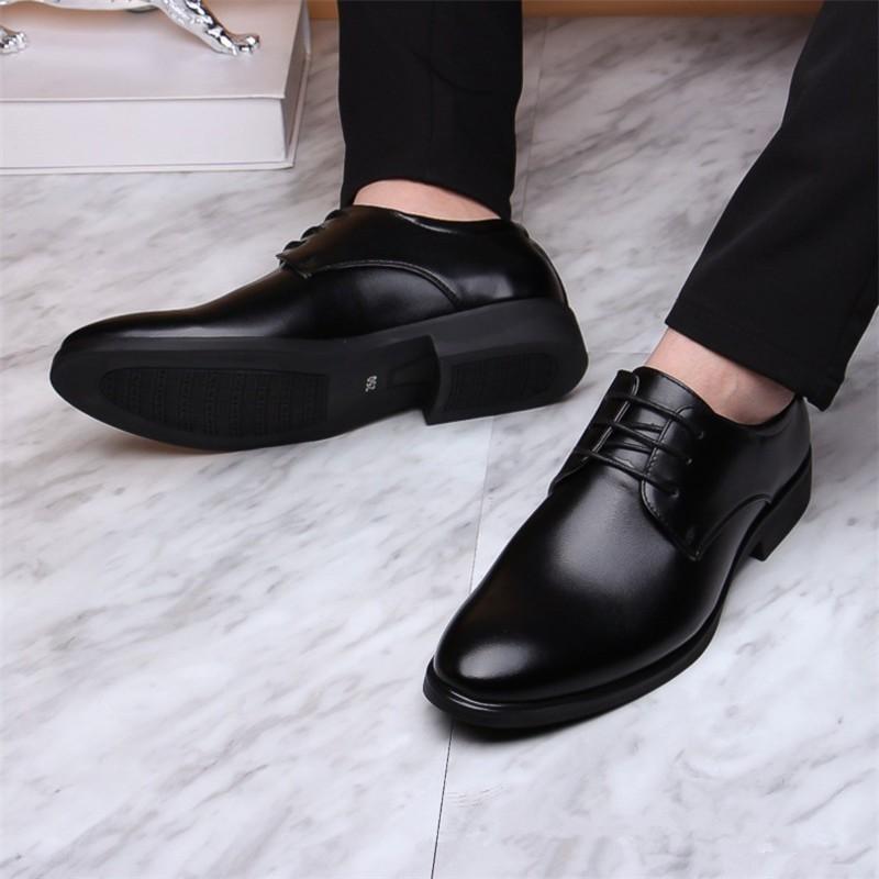 giày tây công sở cao cấp ngoại cỡ