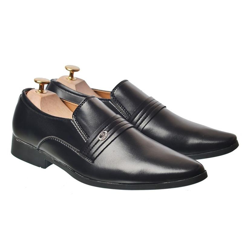 giày da công sở cao cấp ngoại cỡ nam