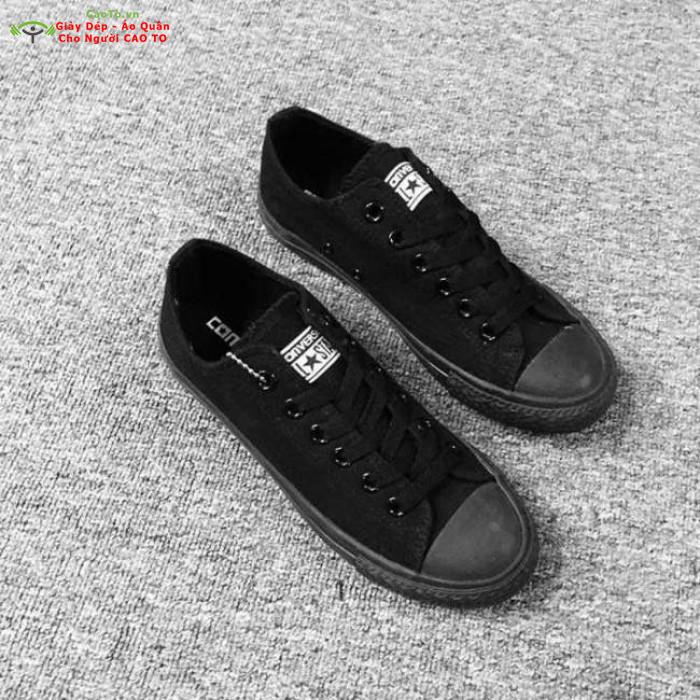 Giày converse nam size lớn đen 44 45 46
