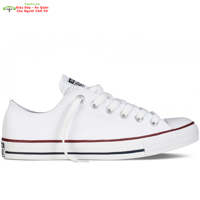 Giày converse nam size lớn trắng 44 45 46