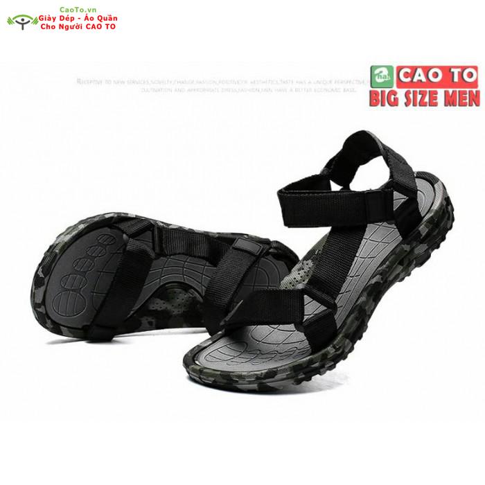 Sandal nam size lớn 44 45 46 47 48