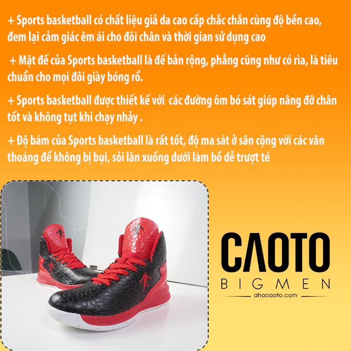 Giày bóng rổ siêu to big SIze